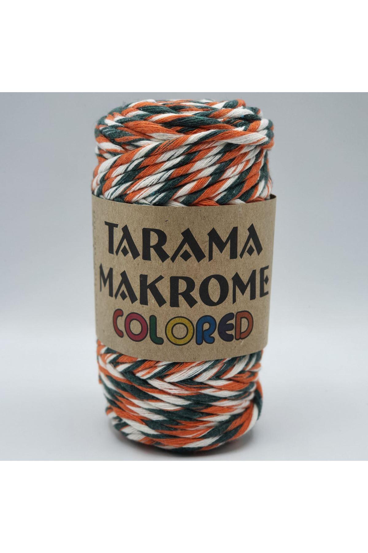 Tarama Makrome Colored 5 mm - 14