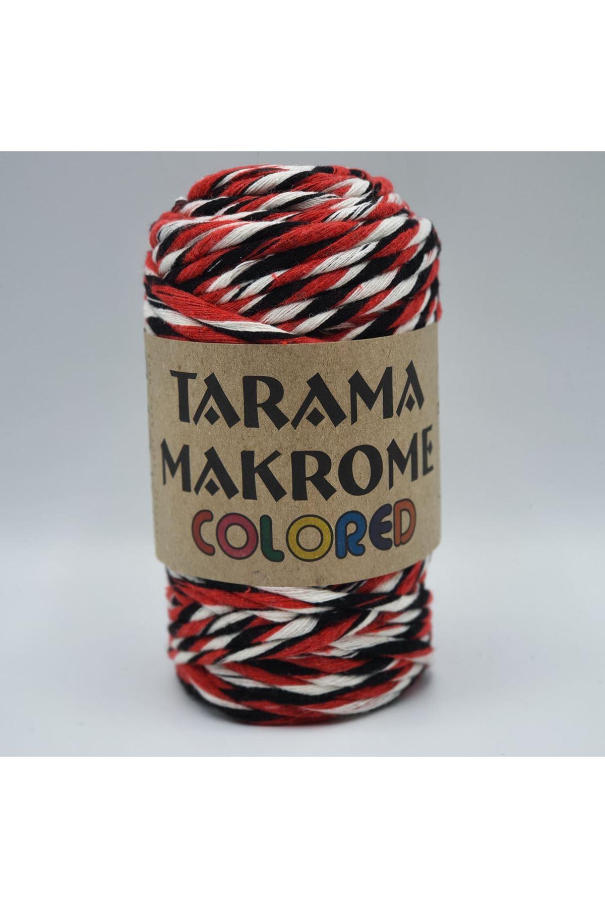 Tarama Makrome Colored 5 mm - 15