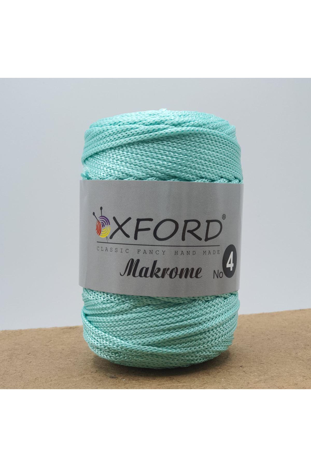 Oxford 4 No Makrome - 43 Cam Göbeği