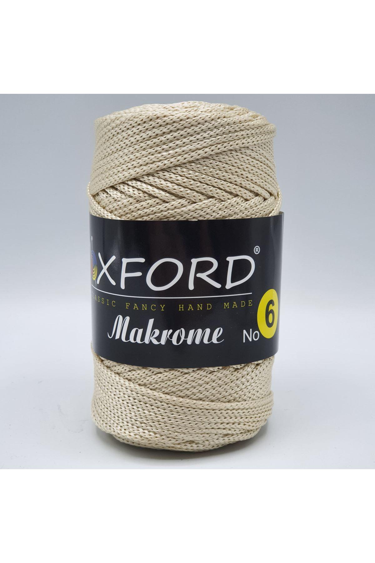 Oxford 6 No Makrome - 119 Açık Kum