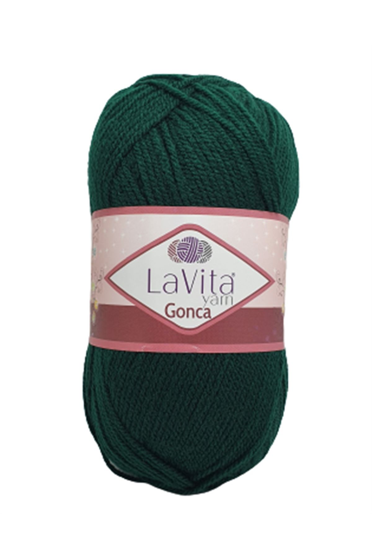Lavita Gonca 8123 Koyu Yeşil