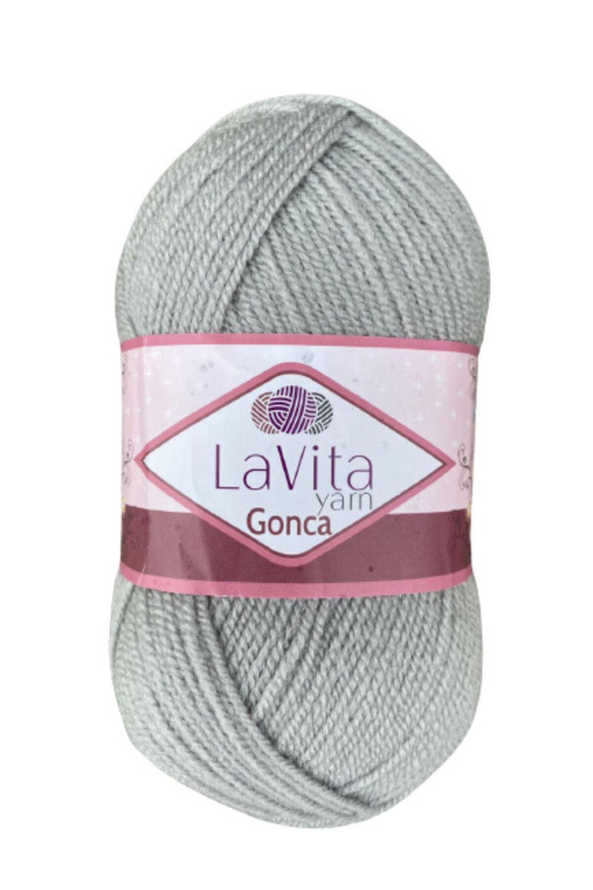 Lavita Gonca 6013 Açık Gri