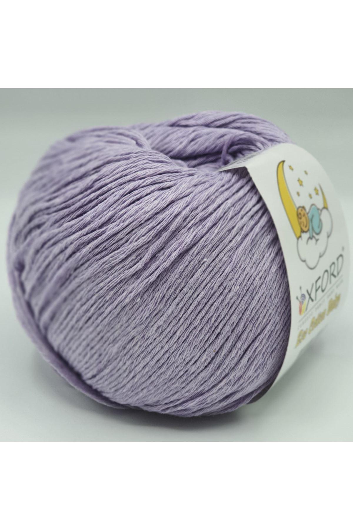 Eco Cotton Baby - 290 Koyu Leylak