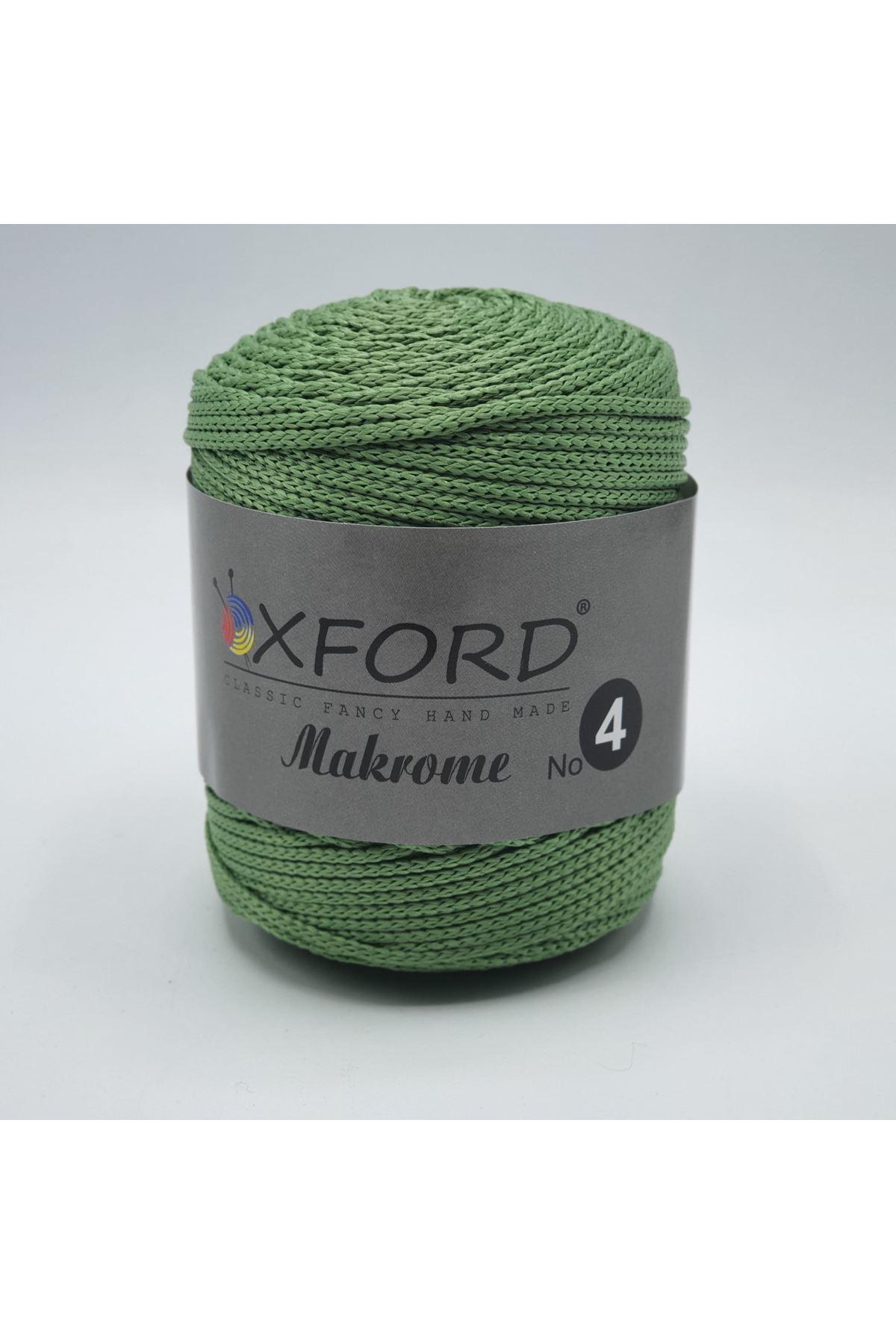 Oxford 4 No Makrome - 50 Yeşil