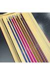Knit Pro Zing 35 cm Düz Örgü Şişi Set